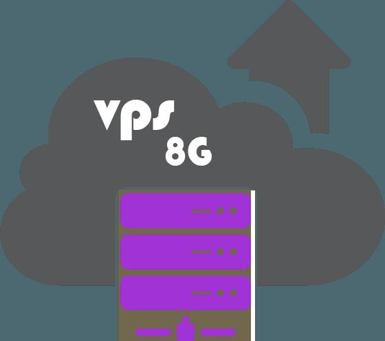 vps 8G